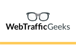 WebTrafficGeeks logo